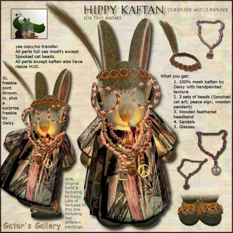 Hippy Kaftan